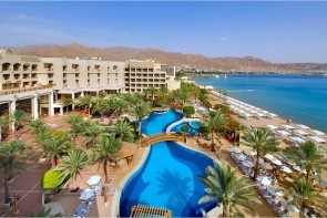 Intercontinental Aqaba Beach Resort