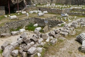 Mausoleum v Halikarnasu