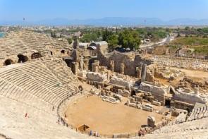 Antický amfiteátr