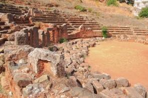 Amfiteátr ve Fethiye