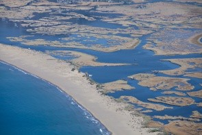 Pláž Iztuzu (Želví pláž)