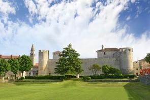 Středověké město Svetvinčenat