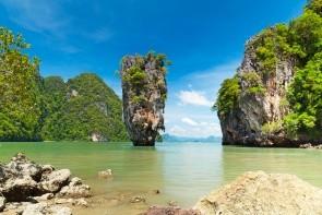 Záliv Phang Nga & Ostrov Jamese Bonda