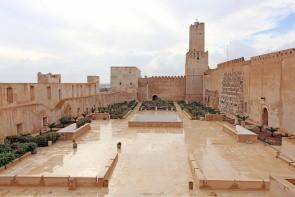 Pevnost Kasbah