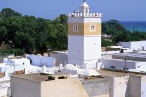 Velká mešita v Hammametu