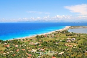 Pláž Agios Ioannis