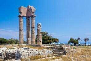Rhódská akropole