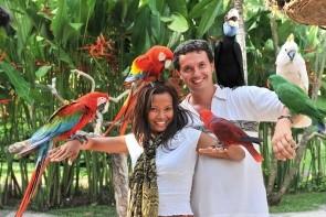 Park ptáků a plazů