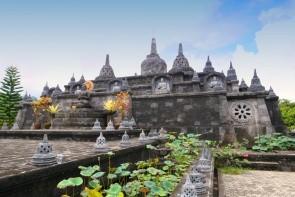 Buddhistický chrám Brahma Vihara Arama