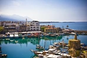 Přístav Kyrenia
