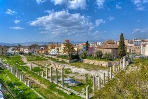 Starověká Agora