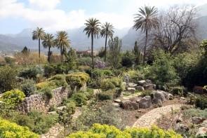 Botanická zahrada v Sólleru