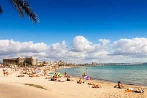 Pláž Playa de Palma