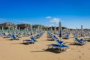 Pláž Bibione