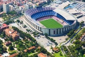 Fotbalový stadion a muzeum FC Barcelona