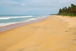 Pláž Bentota