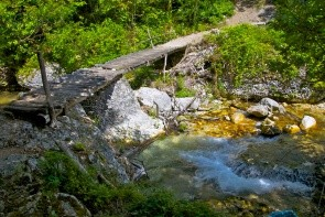 Přírodní rezervace Valle dell'Orfento