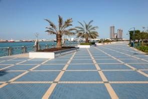 Ulice Corniche