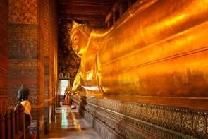Chrám ležícího Buddhy (Wat Pho)