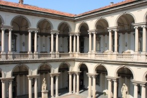 Galerie Pinacoteca di Brera