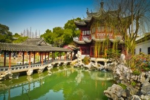 Zahrada Yu Yuan