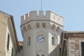 Hodinová věž