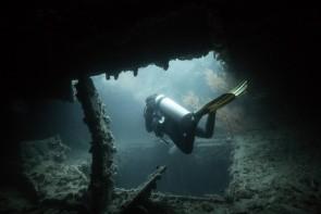 Vrak lodi SS Stavronikita