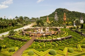 Botanická zahrada Nong Nooch