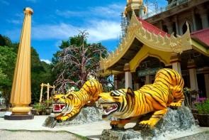Tygří jeskynní chrám (Wat Tham Suea)
