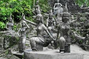 Tajemná Buddhova zahrada