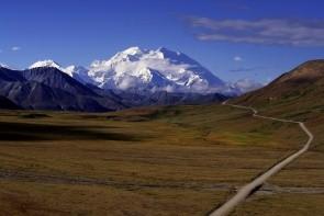 Denali (dříve Mount McKinley)