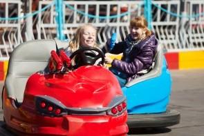 Dětský zábavní park Prikazkite