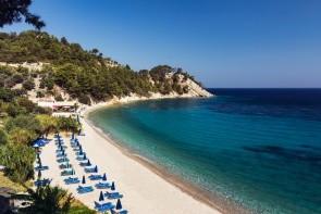 Pláž Lemonakia