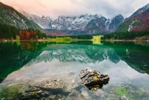 Jezero Fusine