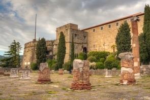 Hrad svatého Giusta