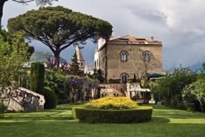 Zahrady Vila Cimbrone