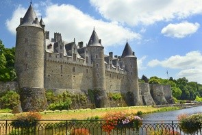 Pevnost Josselin