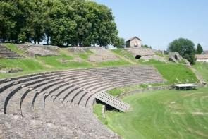 Římské divadlo v Autunu