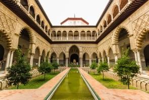 Královský Alkazar v Seville