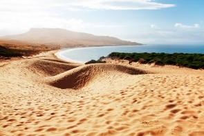 Pláž Bolonia