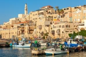 Jaffa - Staré město