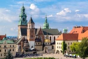 Královská katedrála sv. Stanislava a sv. Václava na Wawelu