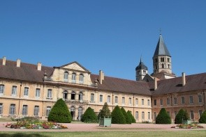 Klášterní kostel Cluny