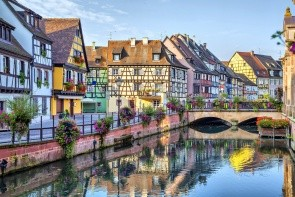 Historické centrum Colmar