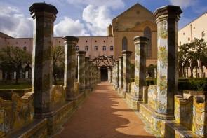 Muzejní Koplex Santa Chiara