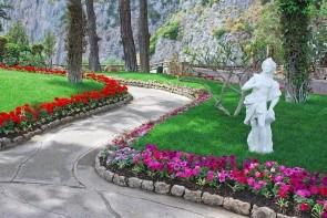 Augustovy zahrady - Via Krupp