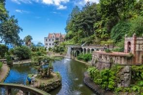 Tropické zahrady Monte Palace