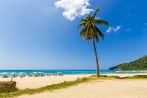 Pláž Karon