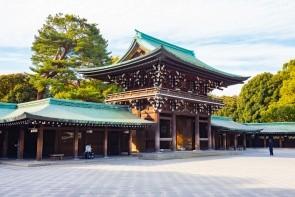 Chrám Meiji Jingu