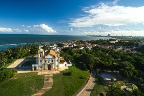 Olinda - historické centrum